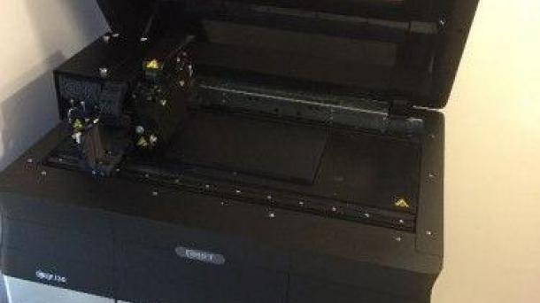Used Objet30 3D printer