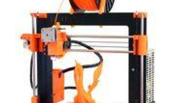 3d printer prusa iv3 makerfarm 12 x12 bed