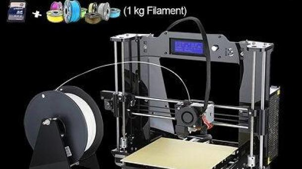 Electron 3D - Sixth Generation Prusa i3 - Auto Leveling & Height Detection
