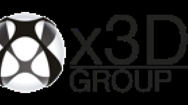 x-3d group