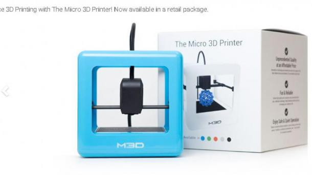 The Micro 3D Printer,
