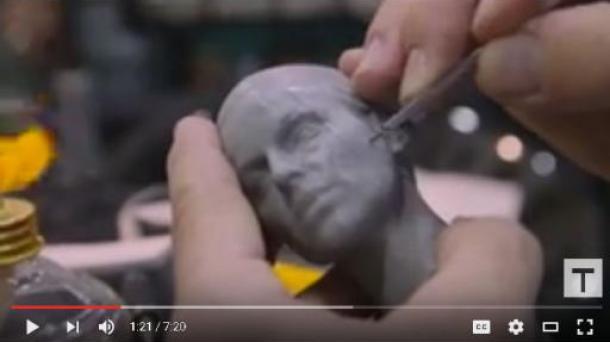 3D Printer Material You Can Sculpt!