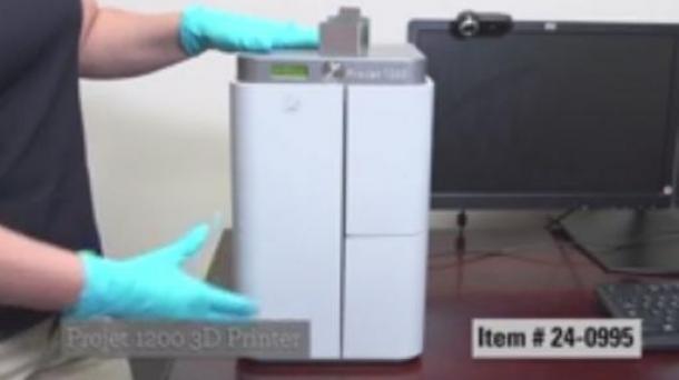 Projet 1200® 3D Printer