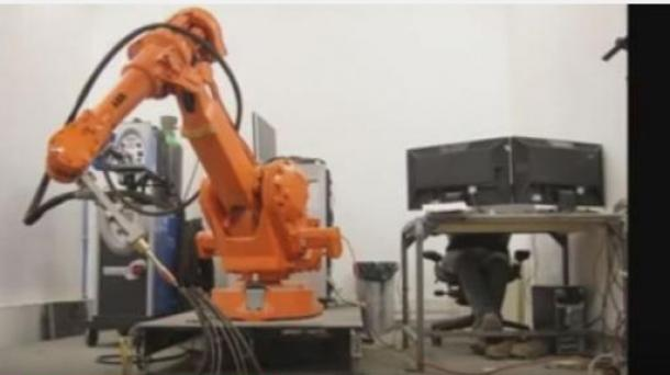 Latest New 3D printer prints metal in mid-air - Advanced Technology - NEWS